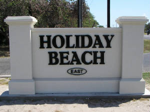 Holiday Beach East, Holiday Beach Texas