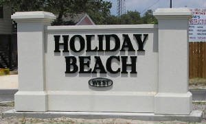 Holiday Beach West, Holiday Beach Texas